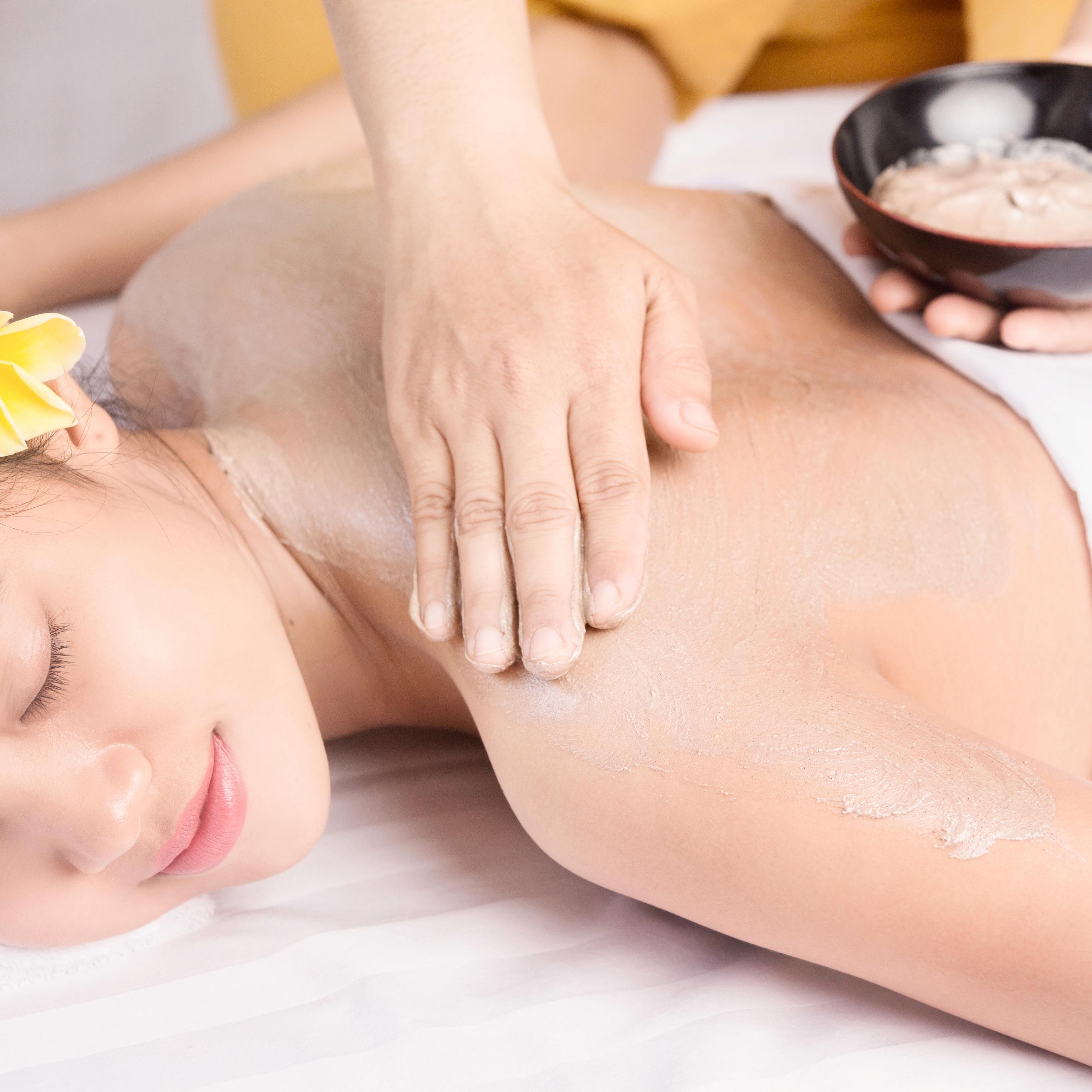 trattamento peeling corpo estetica Vanity