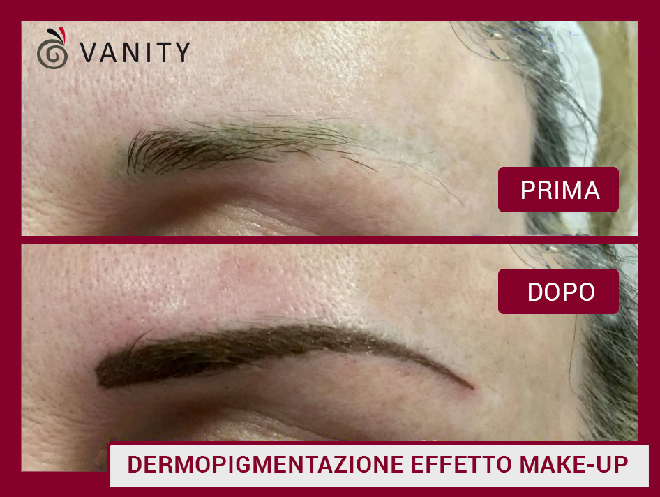 Estetica Vanity - dermopigmentazione effetto make-up