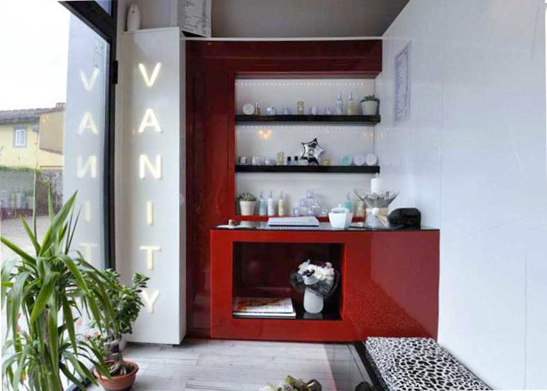 ingresso Estetica Vanity Firenze