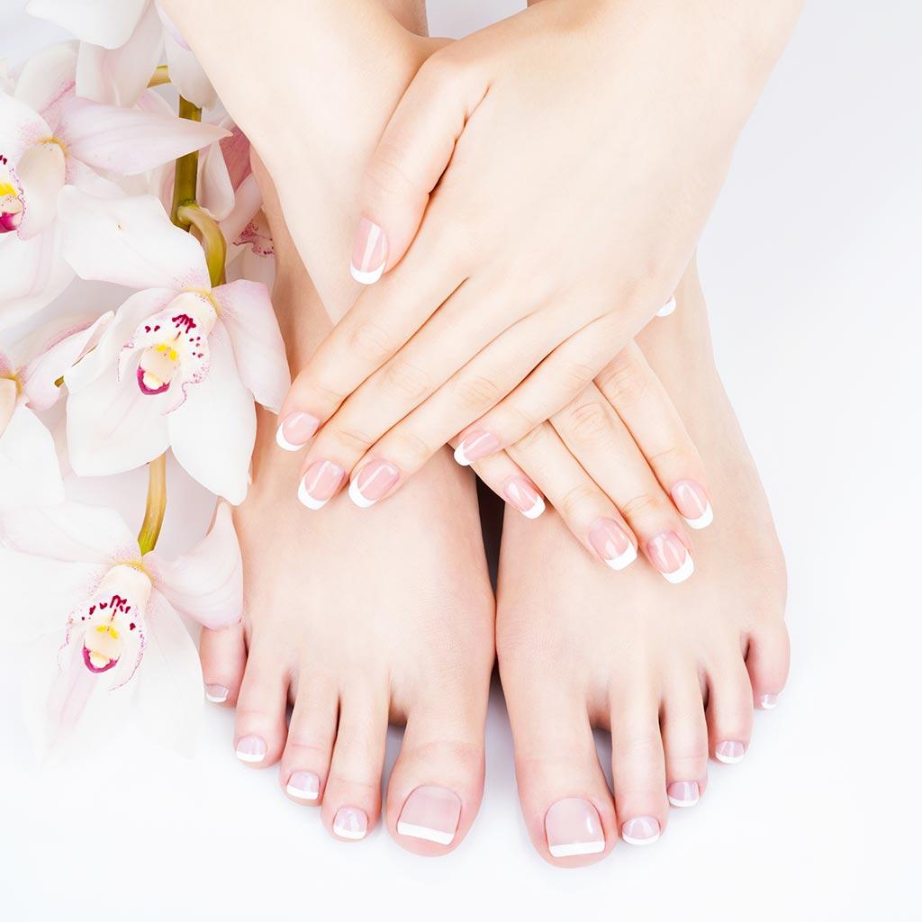 manicure pedicure Vanity