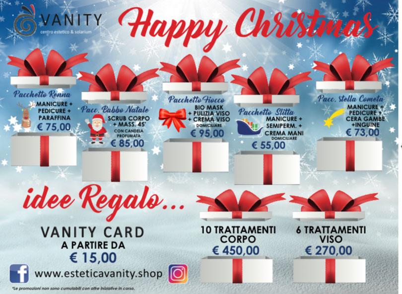 promo dicembreEstetica Vanity Firenze