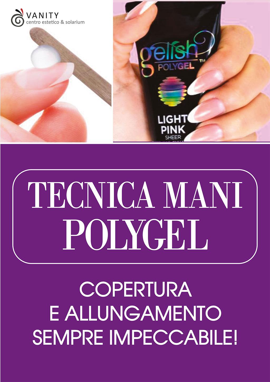 Tecnica mani polygel - Firenze Estetica Vanity